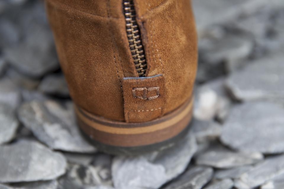 Boots Fleches de Phebus Thom talon