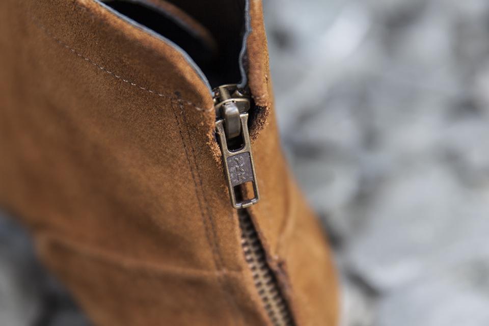 Boots Fleches de Phebus Thom zip