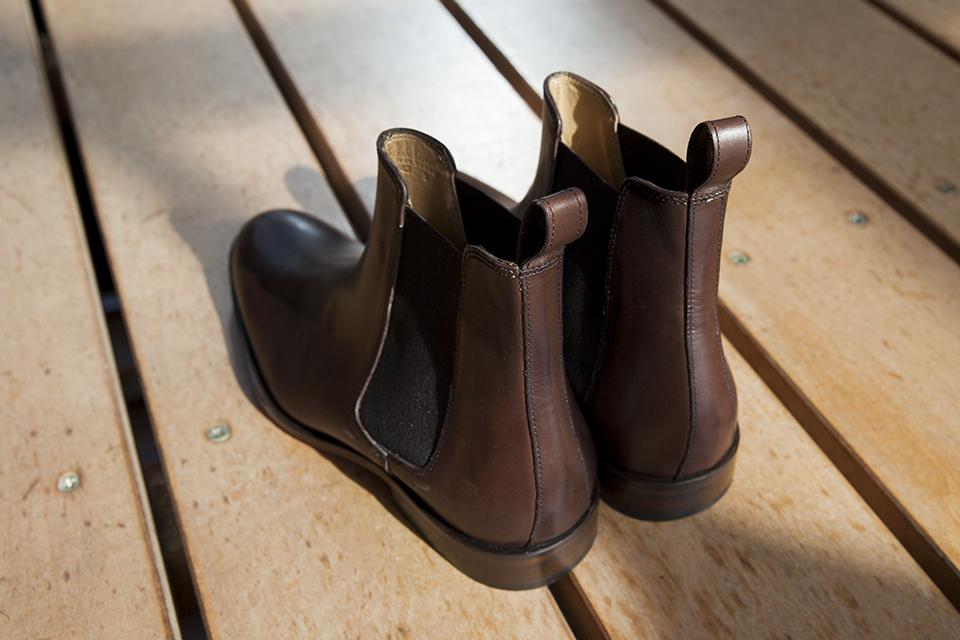 Chelsea boots Bexley Dawson