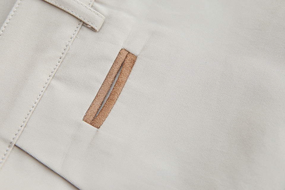 Chino Gatsby Coin Pocket