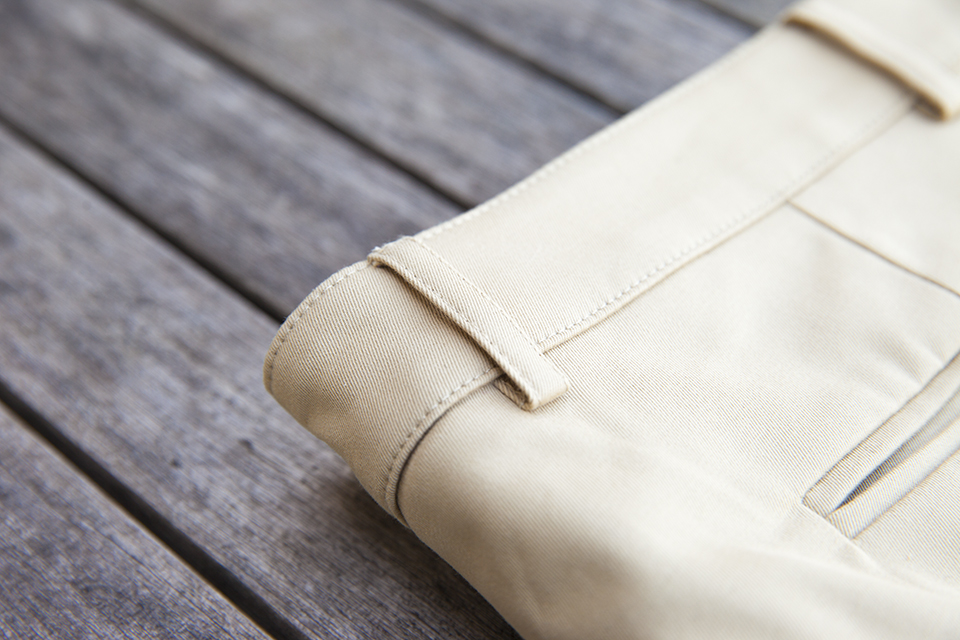 Chino Gatsby Detail Passant
