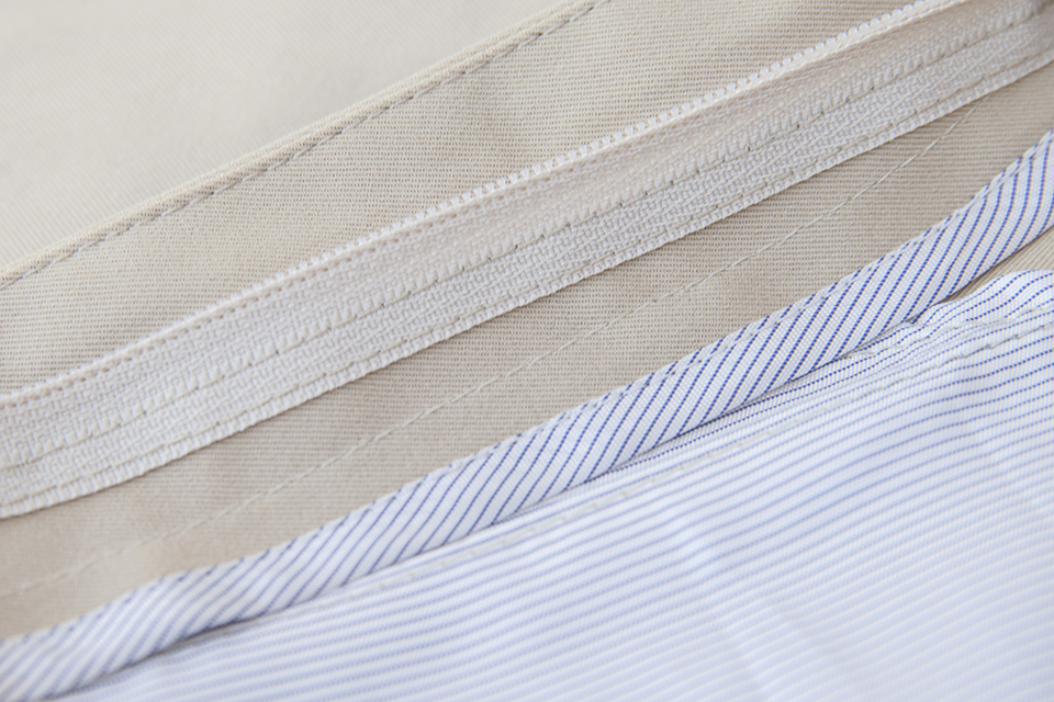 Chino Gatsby Detail