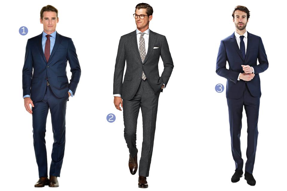 Quel costume choisir pour un entretien   3c178d909c7