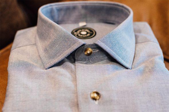 col-chemise-premiere-manche-oxford