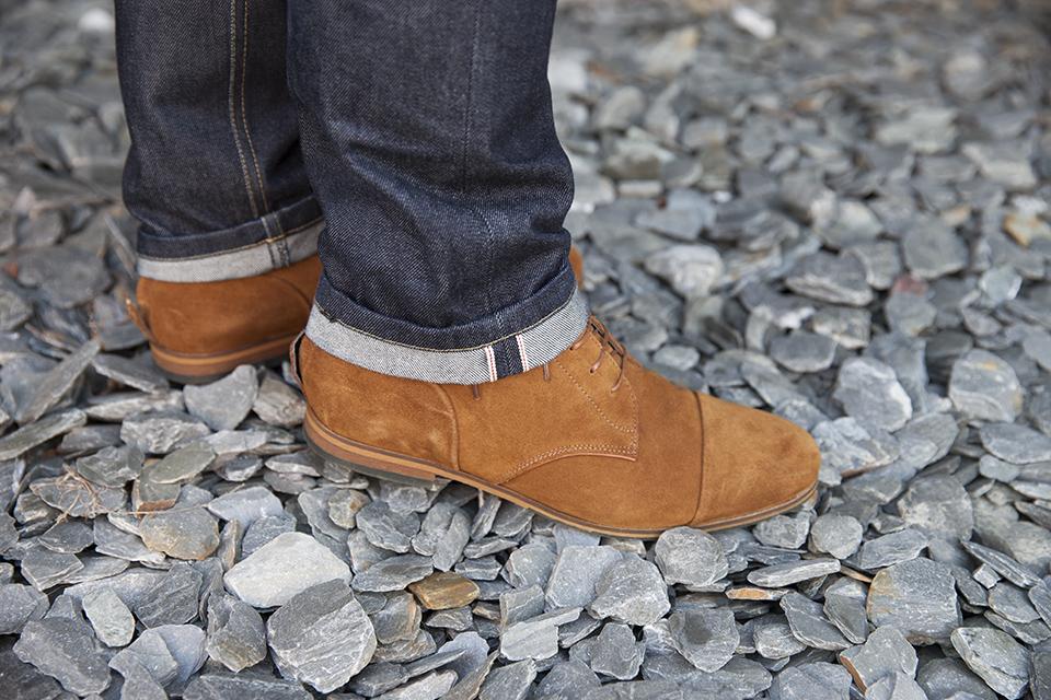 Boots Fleches de Phebus Thom Look