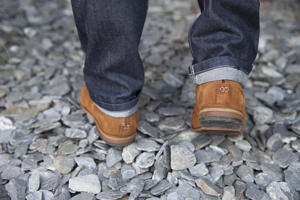 Boots Fleches de Phebus Thom marche