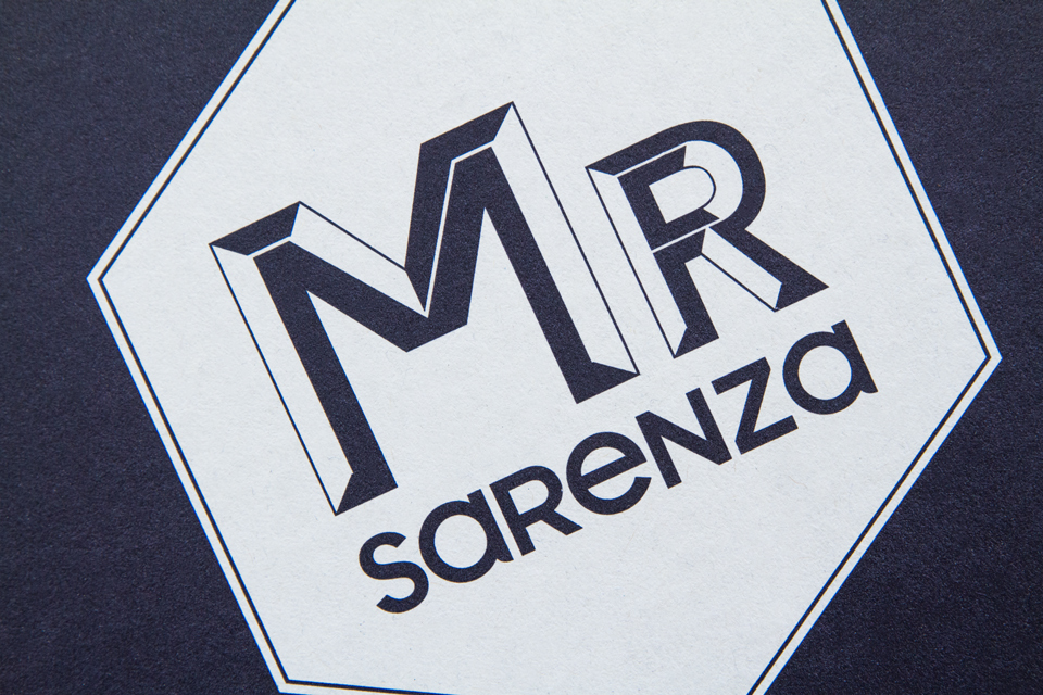 Mr Sarenza Marque logo