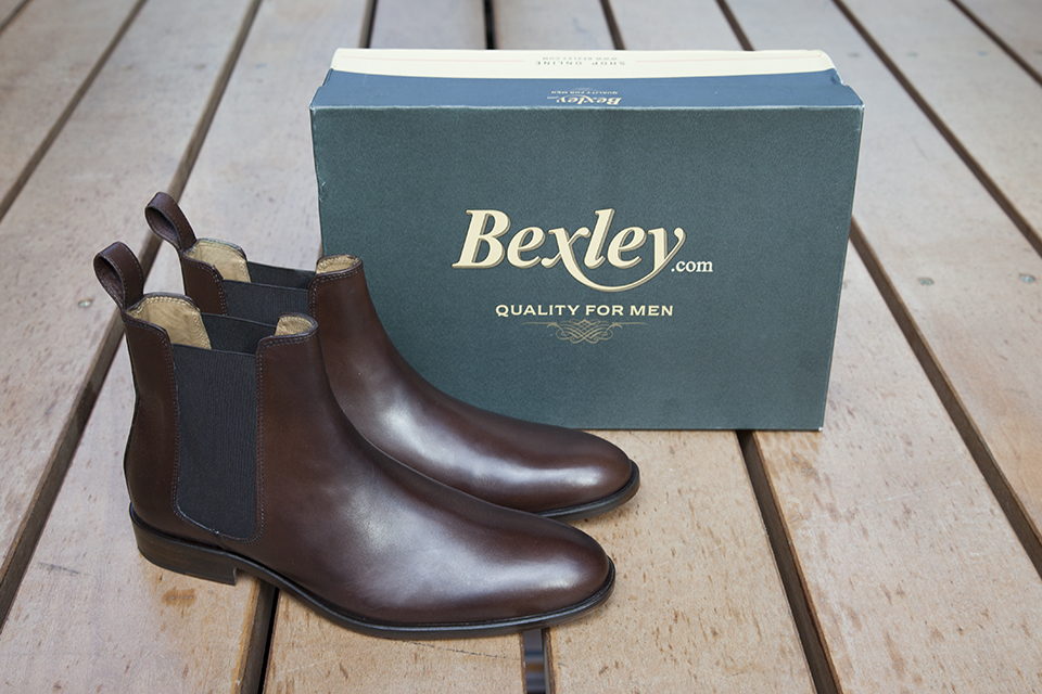 Chelsea boots Bexley