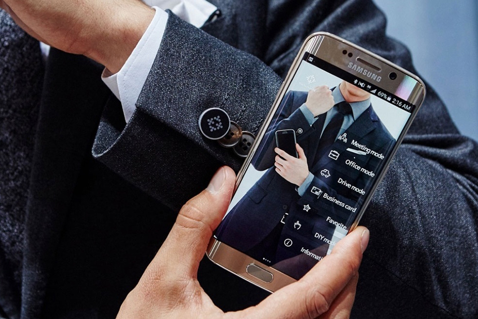 samsung app smart clothing