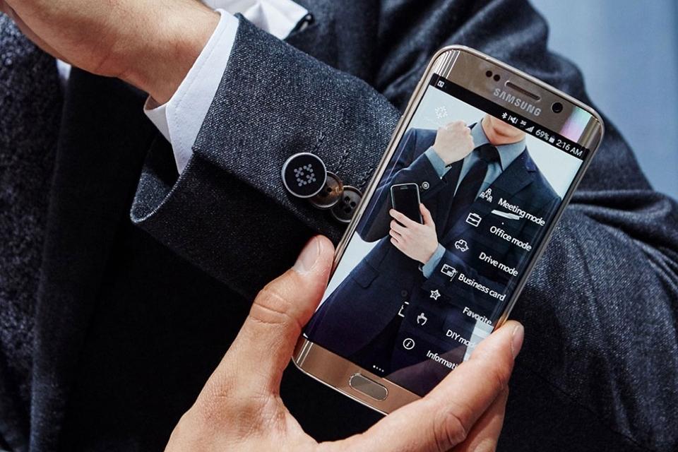 samsung app smart clothing