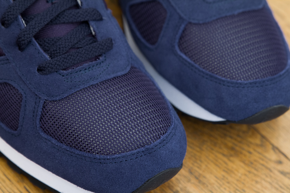 Saucony Shadow original mesh suede