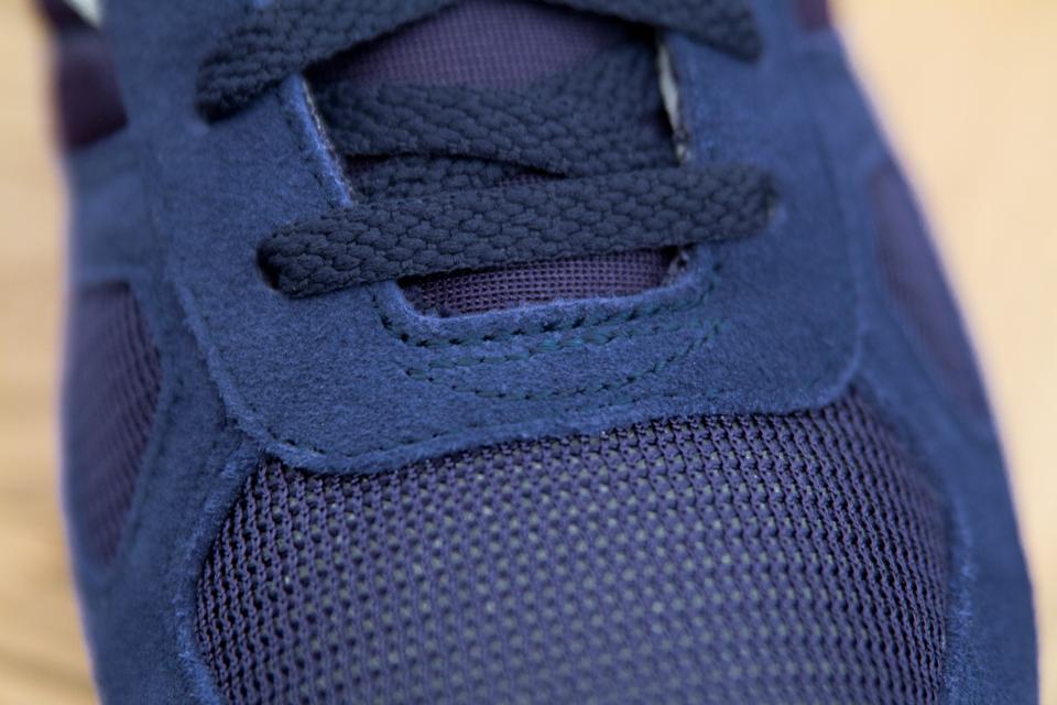 baskets Saucony Shadow Original cuir suede