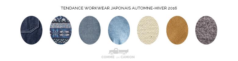 workwear japonais motifs ah16