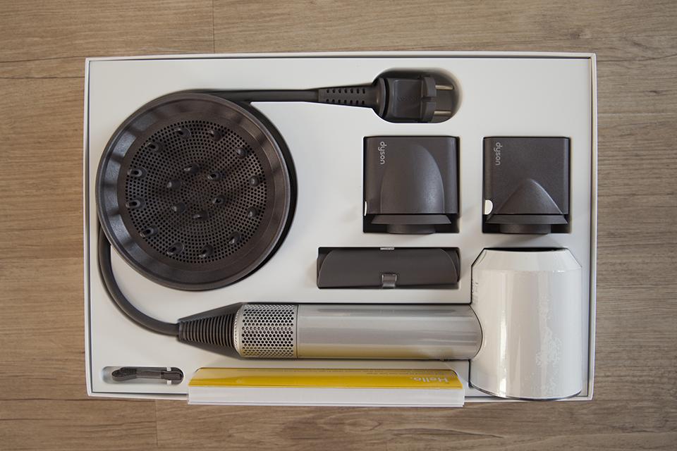 Kit Seche-cheveux Dyson Supersonic