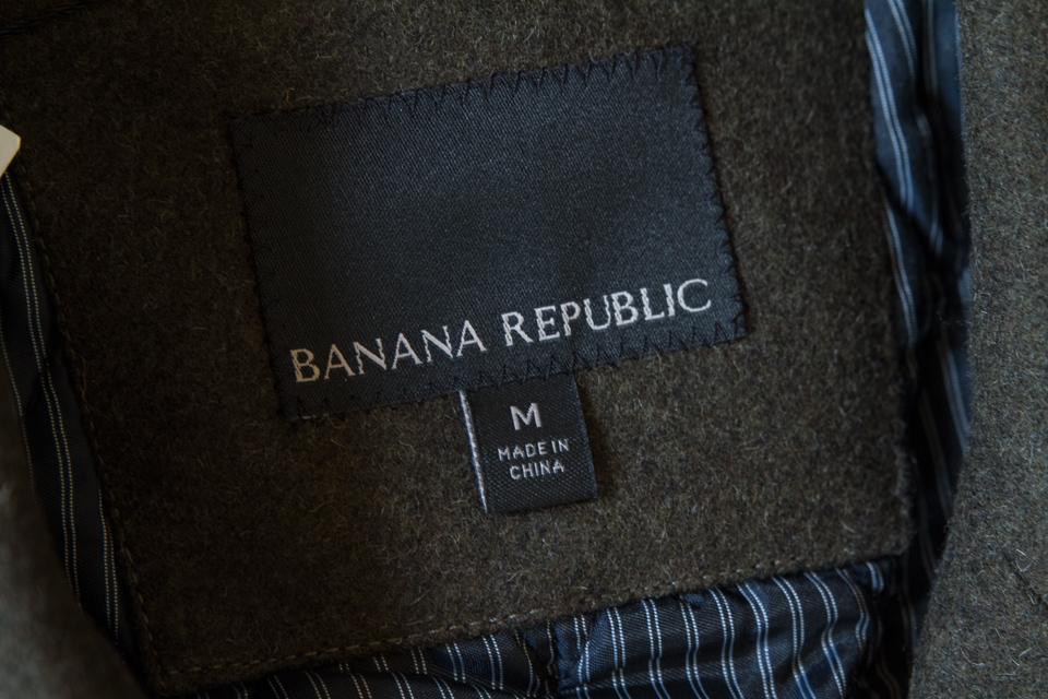banana republic marque americaine