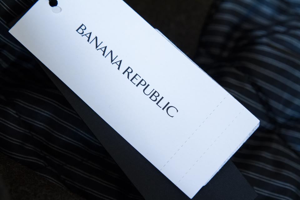 banana republic marque logo