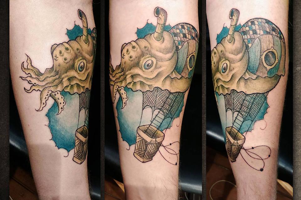 Bien connu 10 tatoueurs à connaître sur Toulouse NV19
