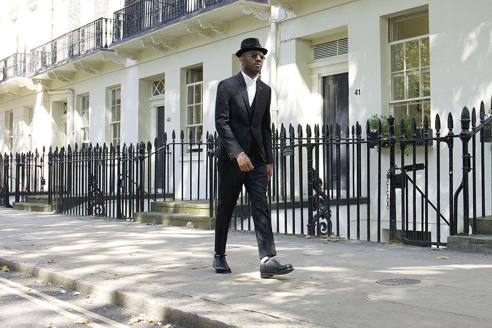 Black Suit Campbell