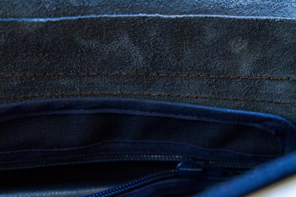 doublure sac bleu de chauffe