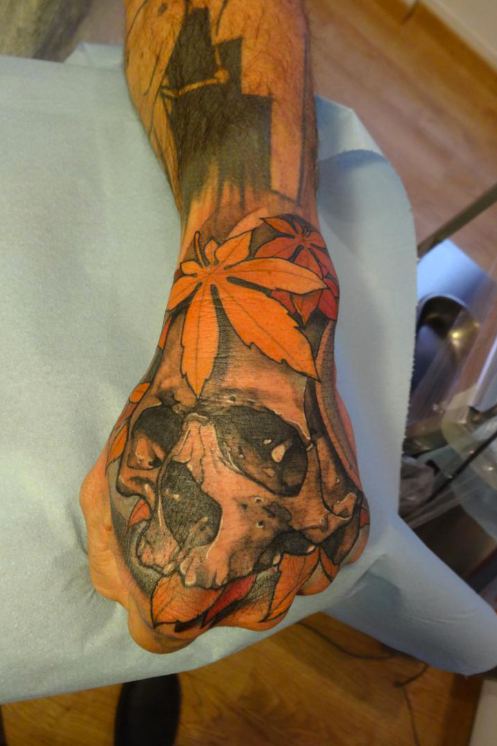 Henrik Tattoo Main