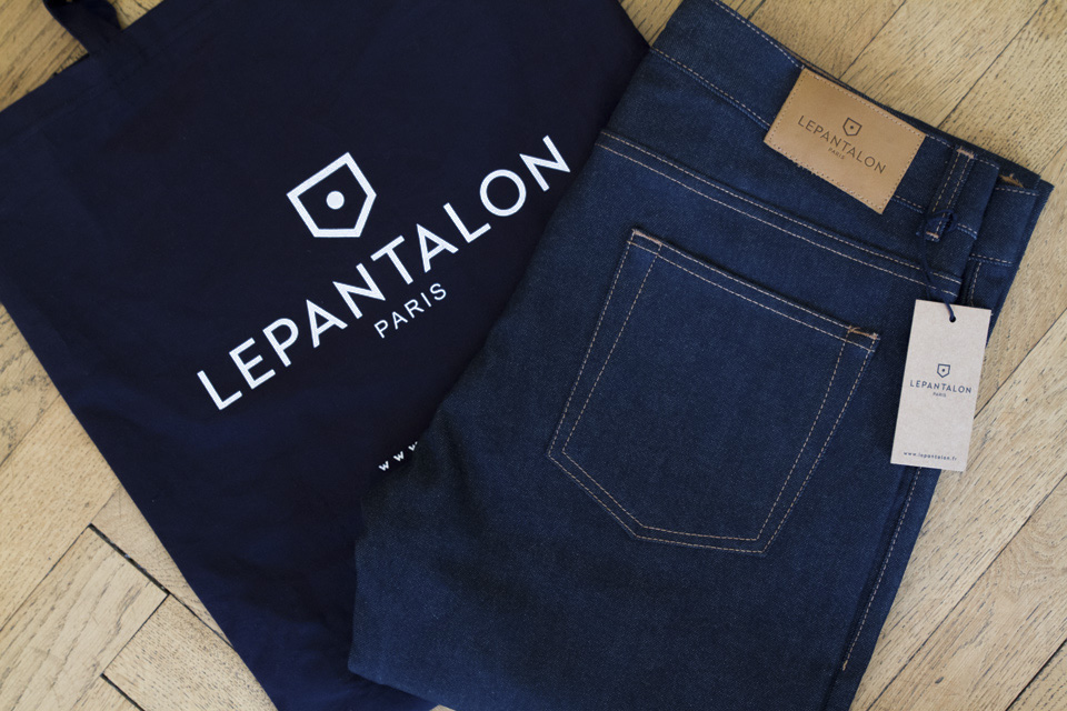 Jeans le pantalon avis