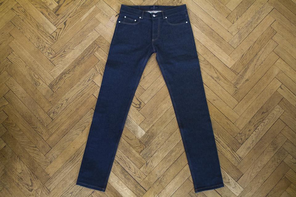 Jeans le pantalon test