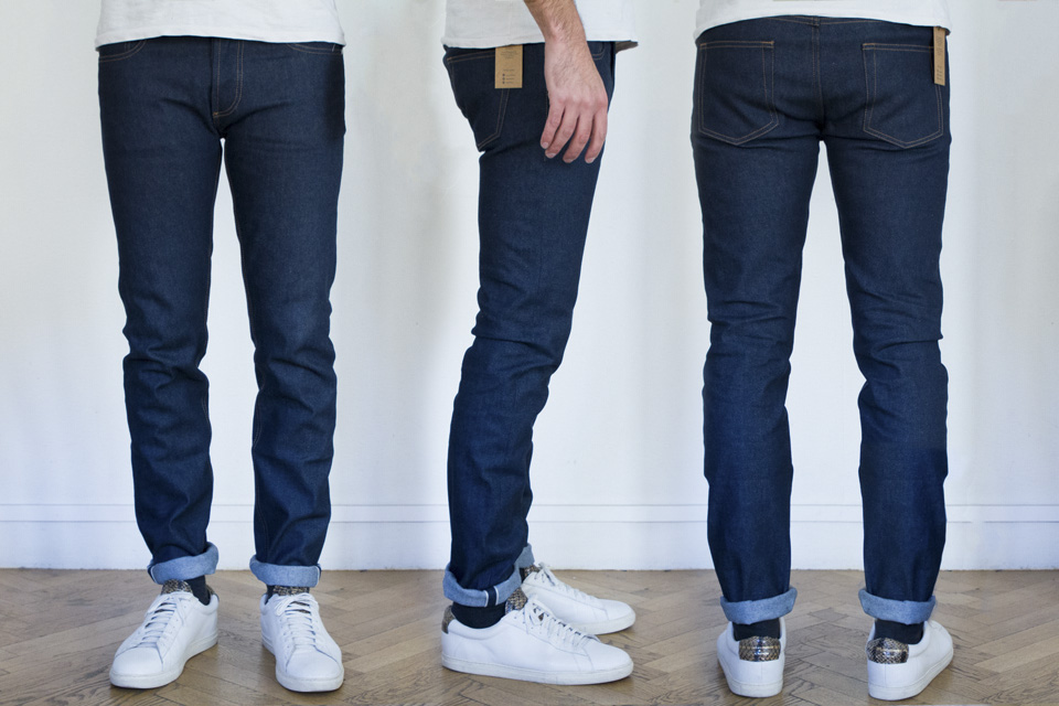 Jeans selvedge le pantalon test avis