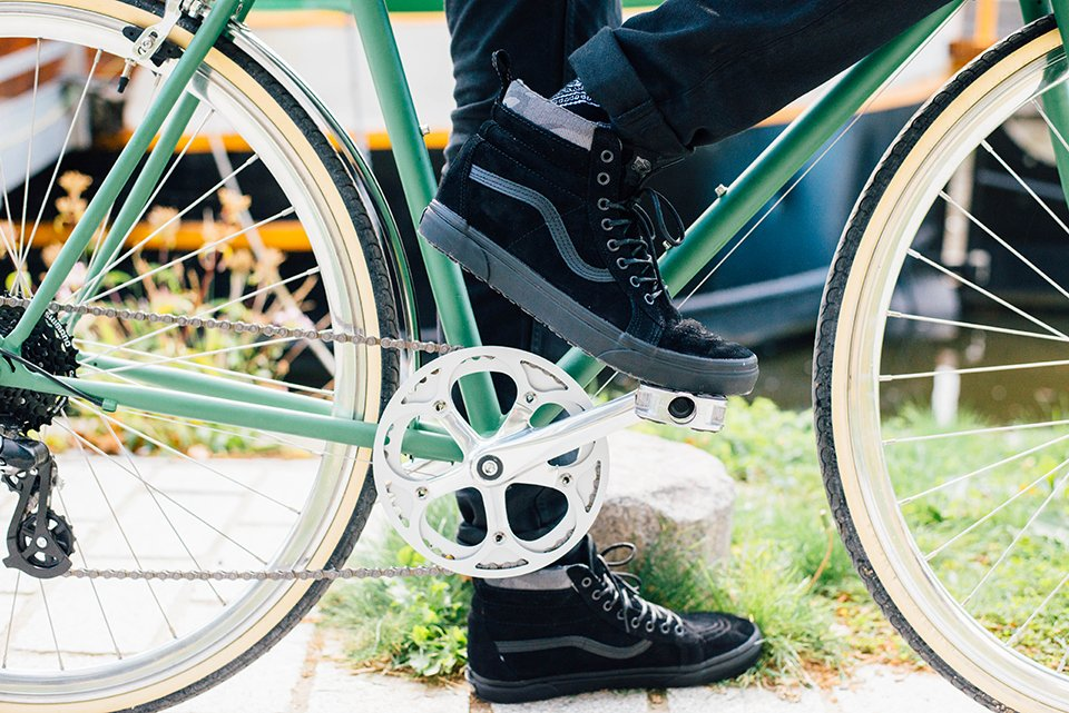 Look Velo Chaussure Rennes