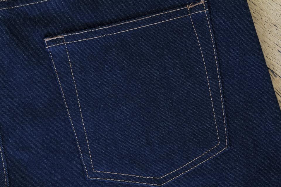 poche jeans selvedge