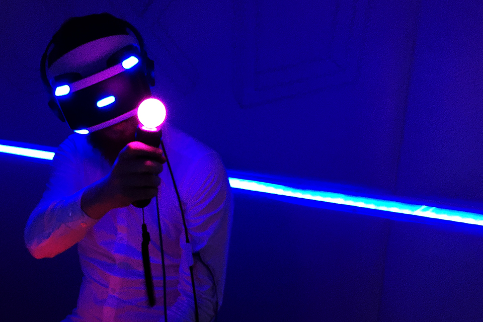 Psvr Playstation Casque