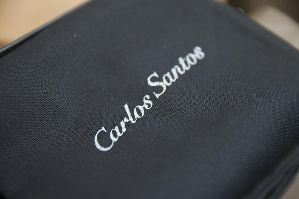Housse Carlos Santos