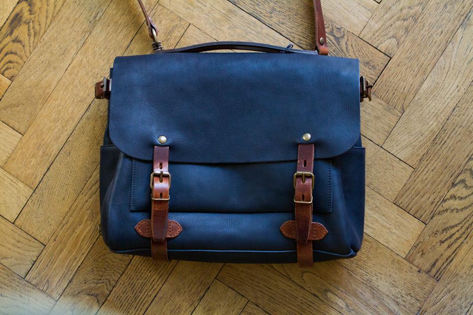 sac bleu de chauffe postier test