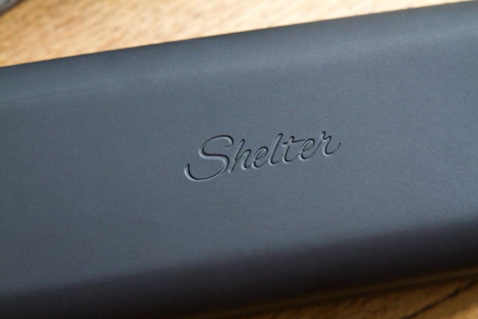 Shelter marque lunettes france