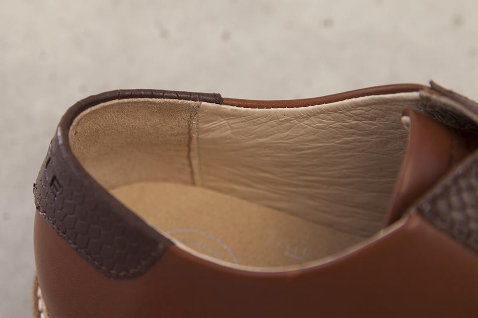 subtle shoes chaussures doublure cuir