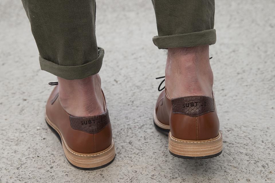 subtle shoes chaussures marche