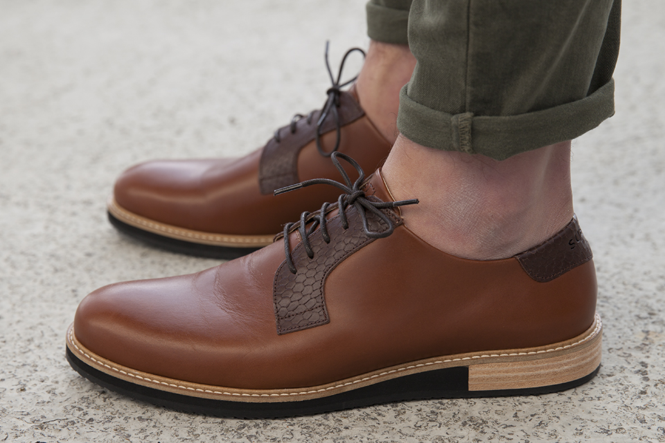 subtle shoes chaussures portee profil