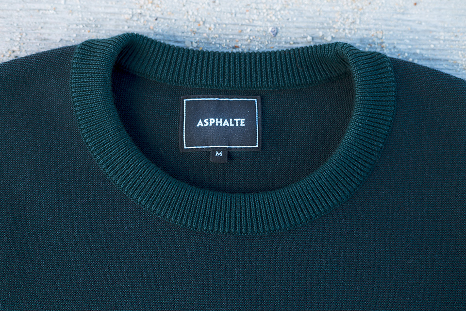 Pull Asphalte Col