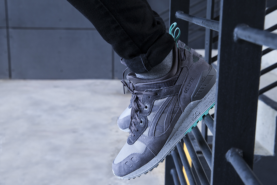 Asics Gel Lyte Mt Portees Barre