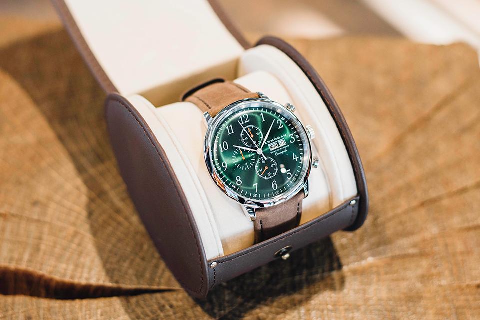 Cg Noel Montre Emerald Vert