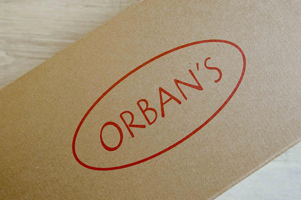 Boite Logo Orbans