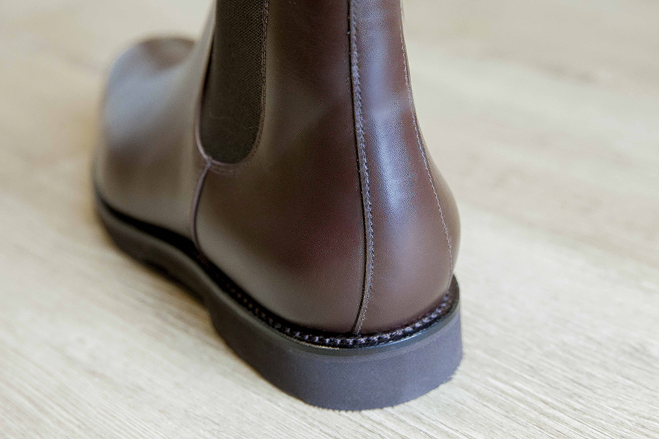 Chelsea Boots Orbans contrefort