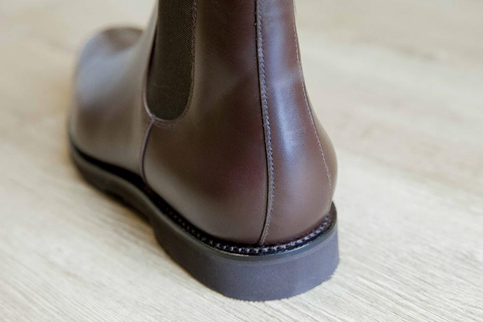 Chelsea Boots Orbans contrefort