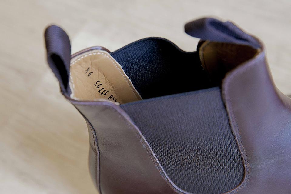 Chelsea Boots Orbans doublure