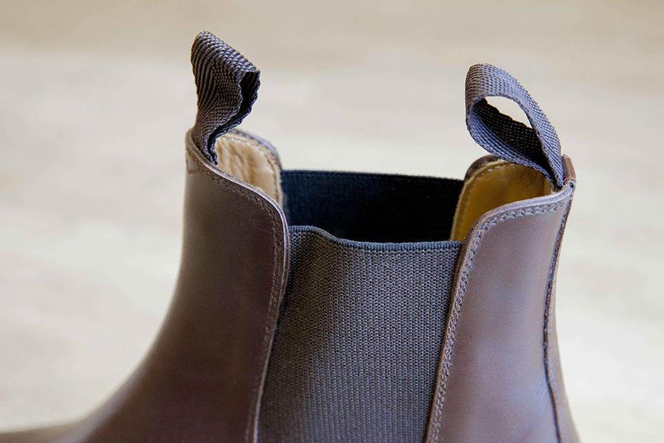 Chelsea Boots Orbans elastiques