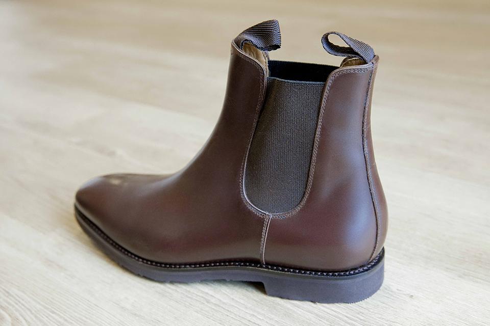 Chelsea Boots Orbans profil arriere