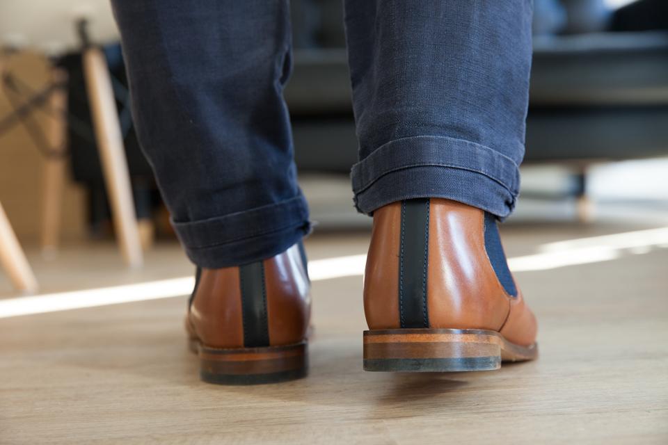 chelsea boots pied de biche review