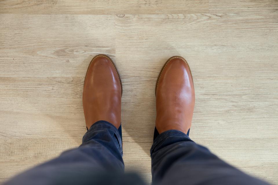 chelsea boots pied de biche test avis