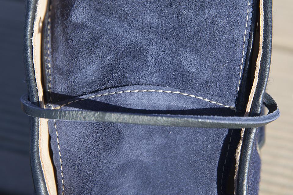 Hacter Chaussures Bateaux Montantes Matiere
