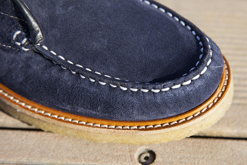 Hacter Chaussures Bateaux Montantes Pointe