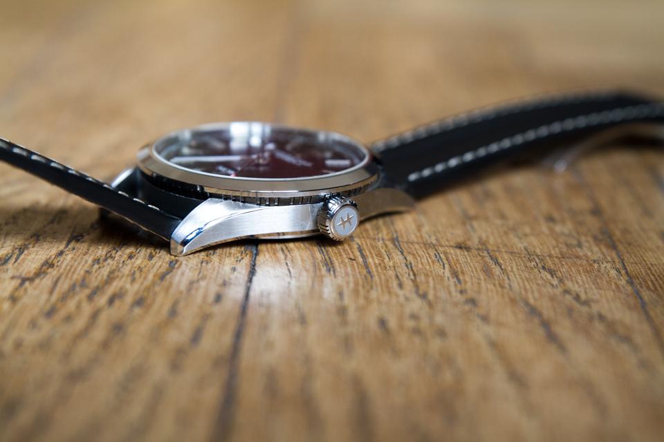 couronne montre hamilton broadway